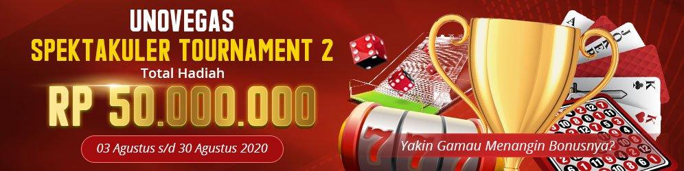 Unovegas Tournament Spektakuler 2